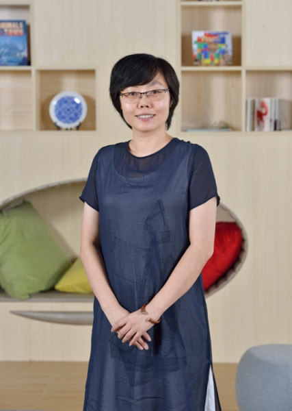 Jessica Feng, Chinese - Vice Principal & Head of Boarding